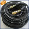 Boyau 1sn en caoutchouc hydraulique à haute pression de SAE 100r1at/en 853