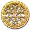 De luxueuze Decoratie van het Huis in het Materiaal van de Glasvezel (brrd85-s)
