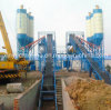 90m3/H Concrete Batching Plant voor Dam/High Speed Way (HZS90)