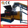 De industriële Ontvezelmachine van het Document voor het BulkAfval van het Document & van het Karton
