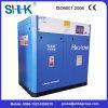 China 37kw Energiesparnetz Geschmierte Schraube Kompressor