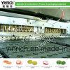 Chaîne de production déposée complètement automatique de bonbon dur (conduite) Gd1200+Aws1200
