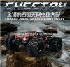 電気競争の趣味RC車力1/10th 4WDブラシレスRCモデル