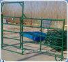 頑丈で熱い浸された畜産場の塀