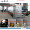 O tipo refinaria de petróleo crua Pyrolyis da economia do combustível gasifica a máquina
