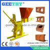 Surpasser 2000 machines de fabrication de brique de verrouillage de machine de brique de mini argile