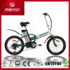 EEC plegable de la aleación del poder más elevado de Ebike de 20 pulgadas pequeño plegable la bicicleta eléctrica (TDR06Z-441)