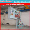 Aluminum Profile Scrolling Light Box Billboard