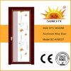 Kiest de Hoogste Verkoop van de Prijs van de fabriek de Deuren van het Aluminium van het Glas van de Schommeling (uit Sc-AAD037)