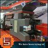 Flexographic Machine van de Druk met PLC het Scherm van de Aanraking