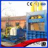 Máquina hidráulica automática de la prensa del papel usado del bajo costo