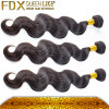 Black Women (FDXJ-B605)のための新しいFashion Hot SaleインドのBody Wave Hair Extension
