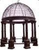 Gazebo рамки утюга сада декоративный большой для сбывания