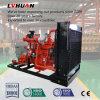 Tipo gerador da central energética do biogás do biogás do metano do gás 600kw da operação de descarga