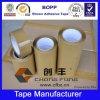 Gelbliches BOPP Packing Tape Adhesive OPP Tape für Carton Sealing