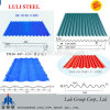 Überzogene gewölbte Stahldach-Blätter/Dach-Fliesen färben