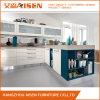 Gabinete de cozinha de madeira personalizado moderno de Soild