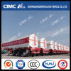 Cimc Large ScaleのHuajun 3axle LiquidかFuel/Oil/Gasoline/LPG Tanker Exported