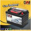 12V60ah popular DIN60 frecuencia intermedia Automotive Battery en Market africano