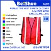 3-lagiges Mesh Safety Vest Class 2
