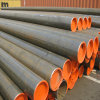 Q235 Carbon Steel Pipe para Steel Structure o Fluid Transportation