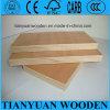 Okoume/Bintangor hizo frente a la madera contrachapada del anuncio publicitario de la base del álamo