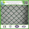 Construction를 위한 분말 Coated High Quality Portable Chain Link Fence