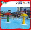 Piscina Waterfall Mushroom para Water Park