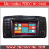 Mercedes R300 Android (AD-9306)를 위한 특별한 Car DVD GPS