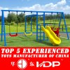Outdoor Multifunctional Swing com Slide (HD14-233D)