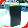 Bateria solar da luz de rua do peso 3.5kg 12V 33ah 50ah 60ah 100ah LiFePO4
