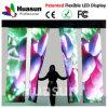 Popular Fácil instalación LED Cortina de escenario Scre