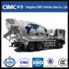 C&C 6*4 12cbm Euro 3 Cement Mixer Truck