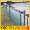 Стеклянные конструкции Railing балкона/конструкции Railing балкона Frameless стеклянные