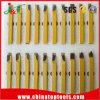 Инструменты высокого качества наклоненные карбидом (ANSI-Тип Fr-Правый и FL-Левый)