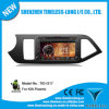 GPS A8 Chipset 3 지역 Pop 3G/WiFi Bt 20 Disc Playing를 가진 KIA Picanto 2013년을%s 인조 인간 4.0 Car Audio