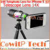 Cowitp 14x Telephoto Telescope Lens for iPhone 4 4s 5 5g with Mini Tripod