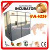 Инкубатор яичка цыпленка 4000 цифров яичек польностью автоматический