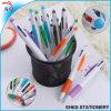 Ballpen en plastique 3 dans 1 Pen Multi-Color