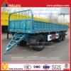 Reboque da carga do trator do reboque da barra da tração de 3 eixos 30 toneladas