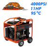 11HP 4000psi Diesel Hot Water Presssure Washer