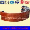 Medio engranaje de la circunferencia del horno rotatorio del bastidor