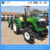 De landbouw 40HP Tractor met 4 wielen van de Diesel Kleine MiniAandrijving van het Landbouwbedrijf