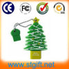 USB Memory Stick Decked di Tree Shape di natale con Gifts