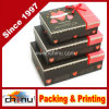 Clovery Fancy Design Decoration Gift Box Treat Box Pack de 3 (12C6)