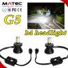 サンプル使用できるLEDヘッドライトHi/Loのヘッドライト12V 24V Car&Motorcycle 80W 8000lm H4 LEDのヘッドライト2016年