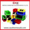 異なった種類のプラスチック注入の大箱または道具箱型