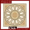 Azulejo de suelo Polished del cristal de oro de Medio Oriente (PJ1212097)