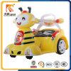 O passeio no carro brinca o carro de bateria dos miúdos da abelha com RC