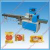 Tipo rotatorio automático empaquetadora rotatoria de la almohadilla